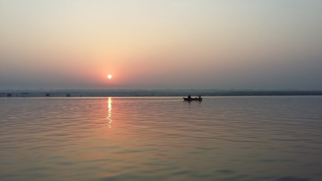 Ganges sunrise17